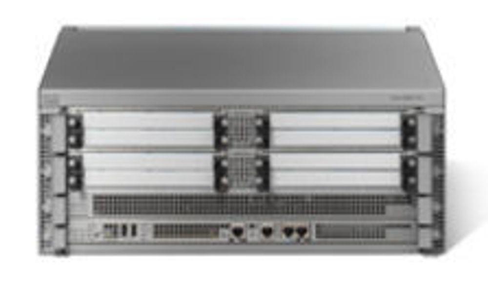 Superruter fra Cisco håndterer alle tjenester