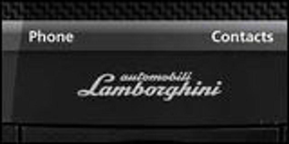 Putt en Lamborghini i lomma