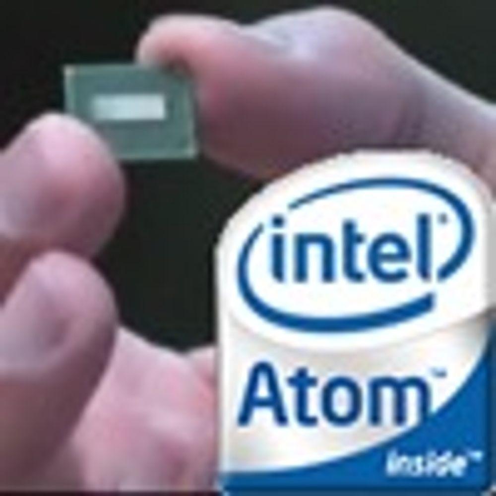 Intel skal markedsføre egne «atomer»