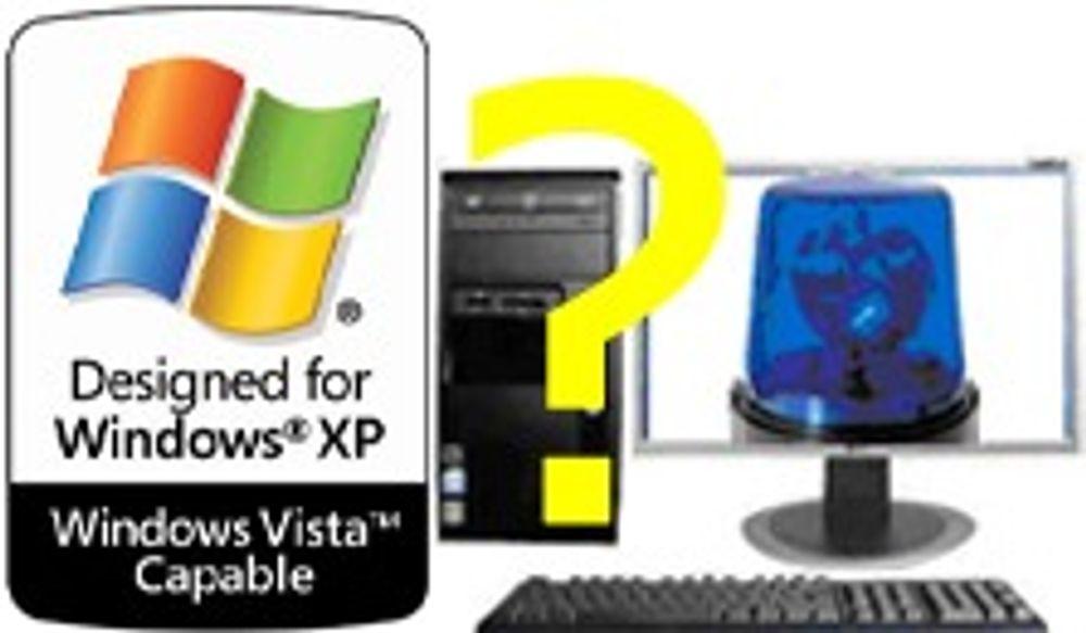 Villedning om Vista skulle tjene Intel