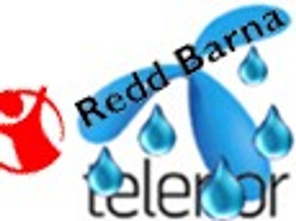 Redd Barna avviser Telenor-samarbeid