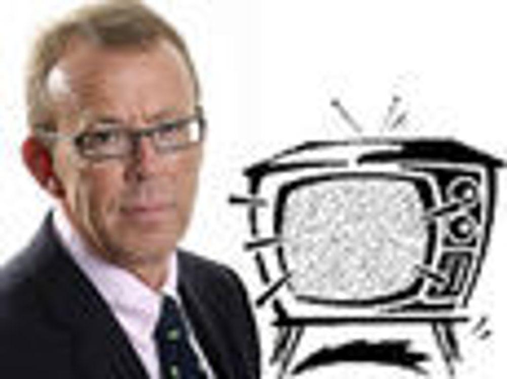 Ledige tv-frekvenser må over til mobile tjenester