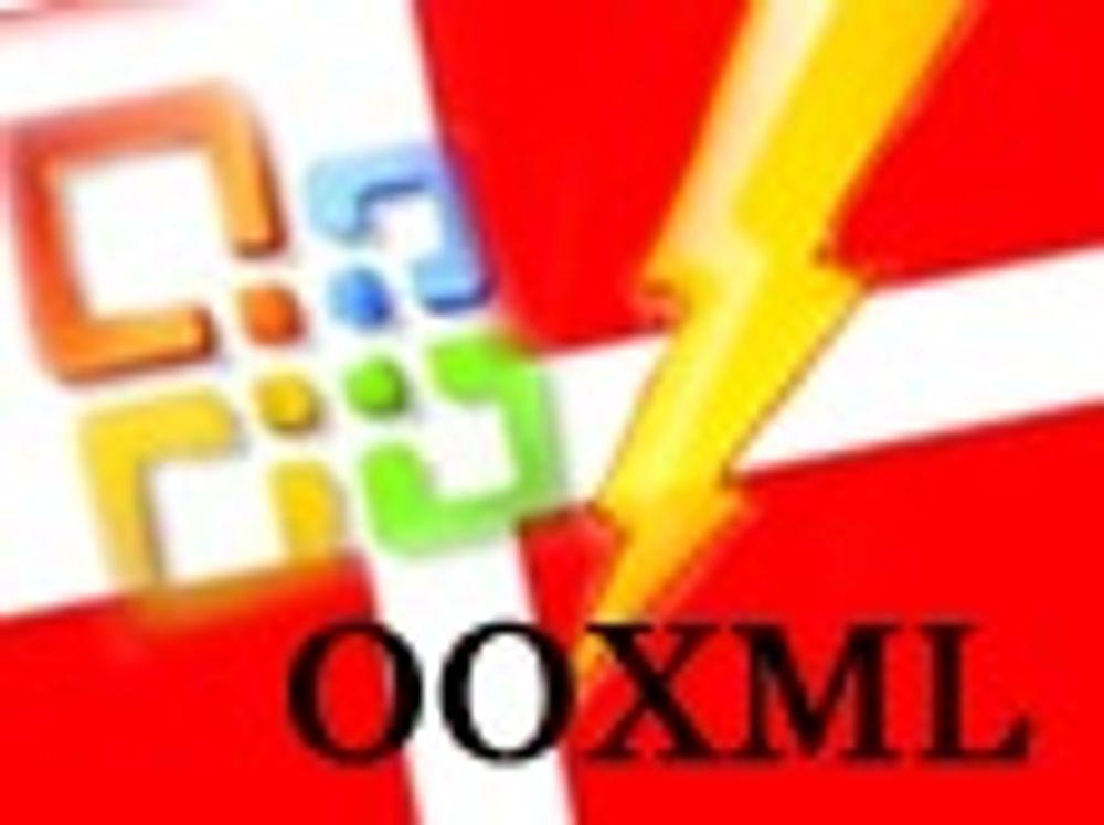Dansk OOXML-utvalg dypt splittet