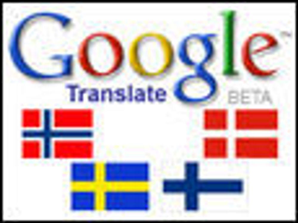 Nå kan Google oversette til og fra norsk