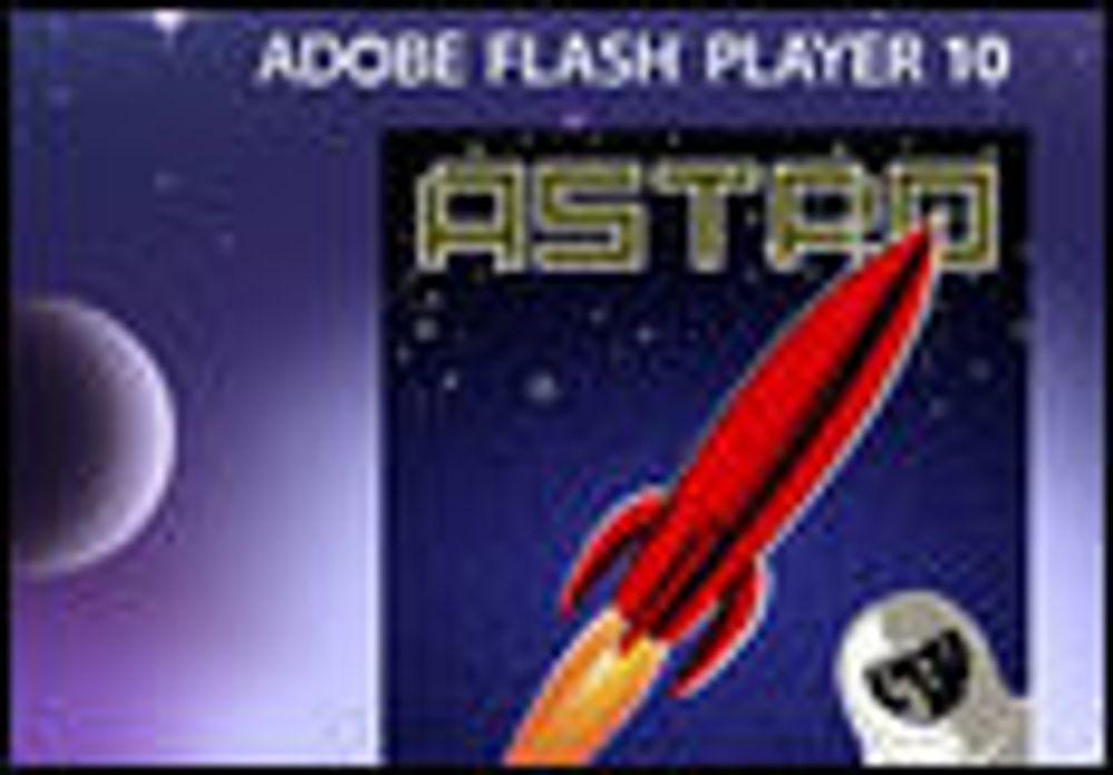 Langt mer 3D i kommende Adobe Flash