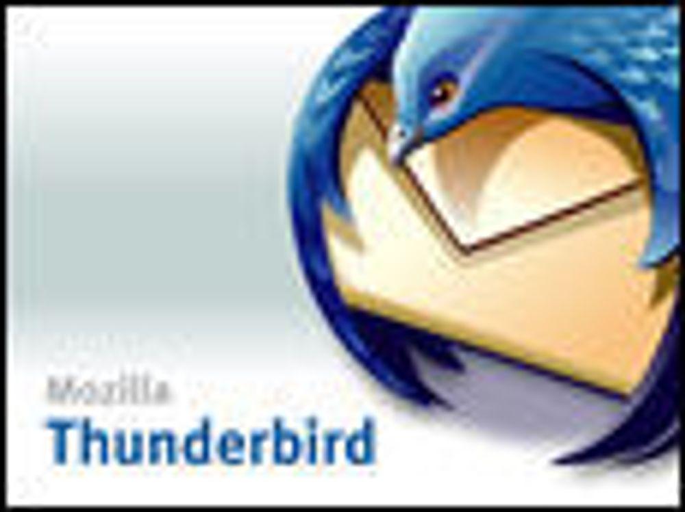 Et første skritt mot en ny Thunderbird