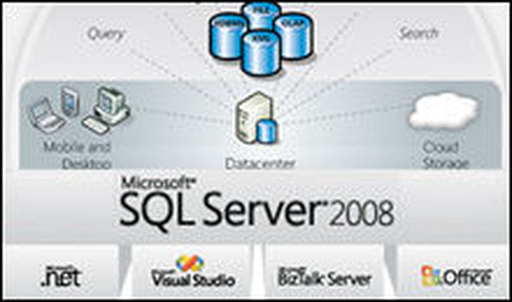 Slik blir Microsofts SQL Server 2008