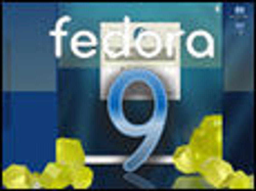 Ny Fedora kan kjøres fra en USB-pinne