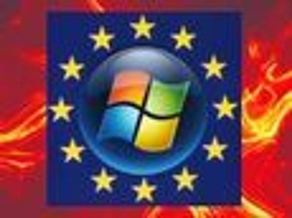 Microsoft anker den siste EU-boten