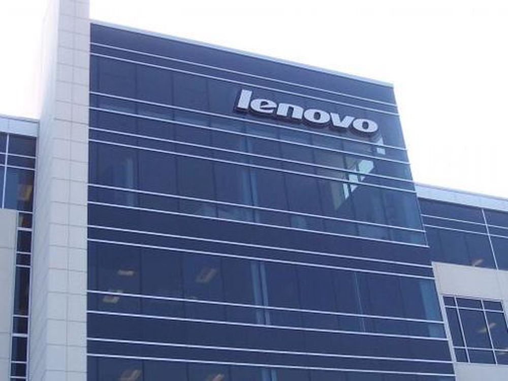 Lenovo vil bli verdens største