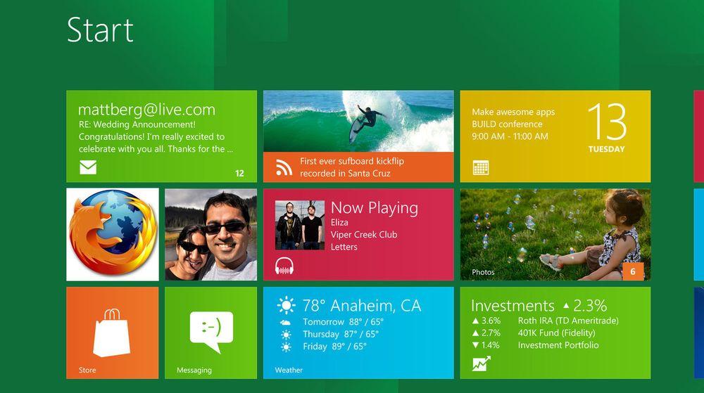 Det er ikke bare enkelt å lage en fullverdig nettleser til Metro-grensesnittet i Windows 8.