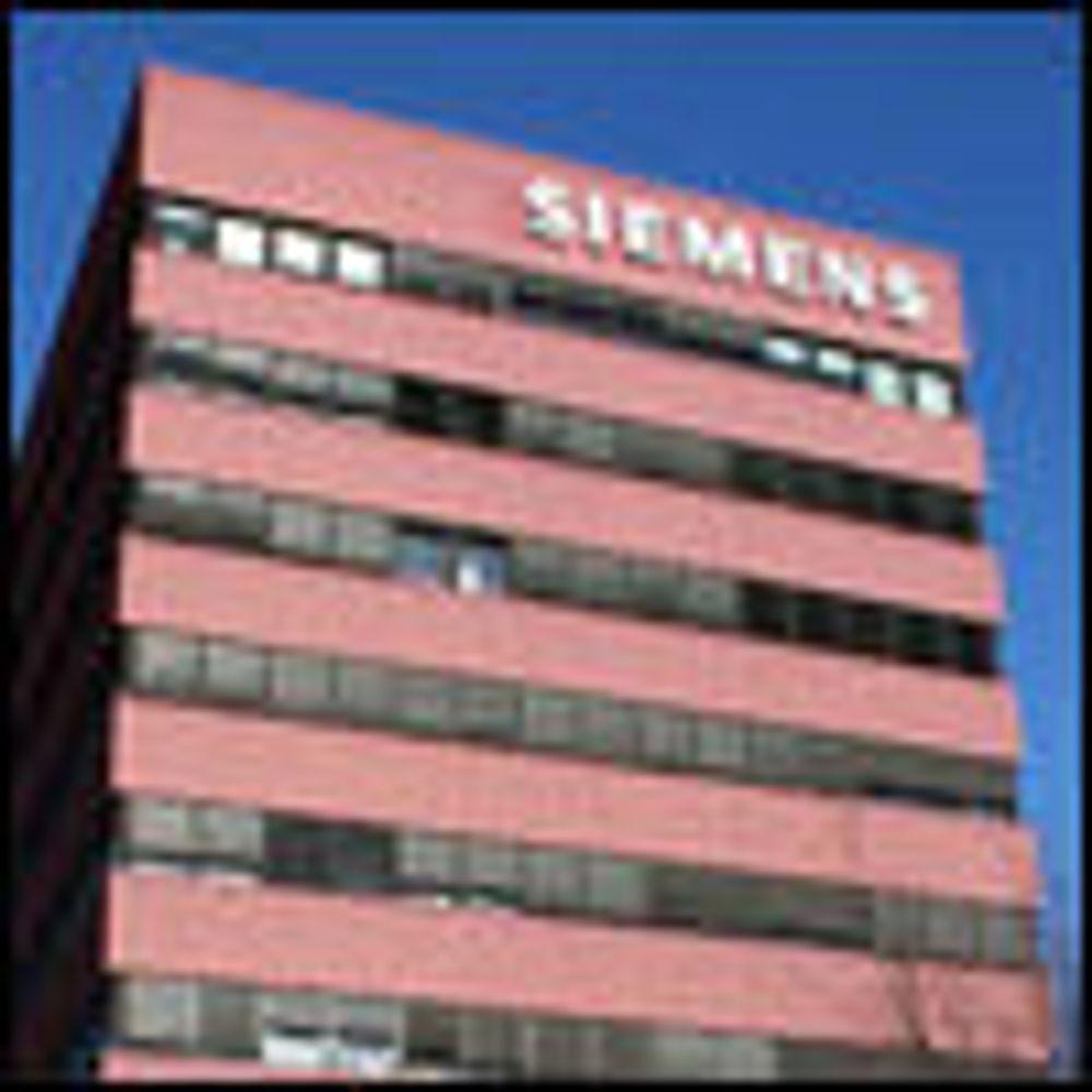 Økokrim bøtelegger Siemens for svindel