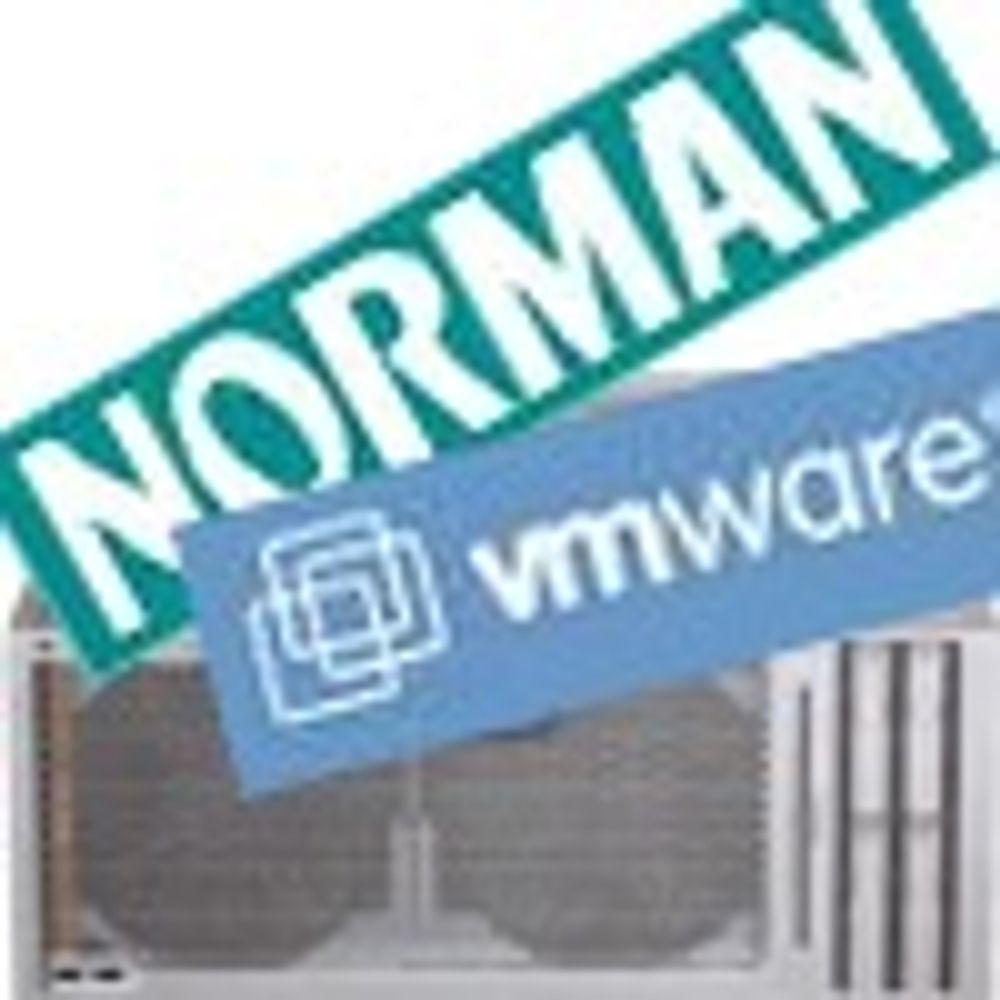 Norman valgte VMware på Sun-maskin