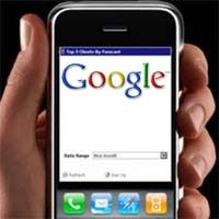 Google optimerer tjenester for iPhone