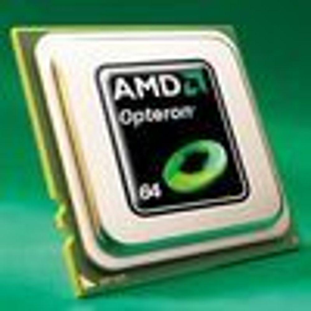 Teknisk feil forsinker AMDs krumtapp