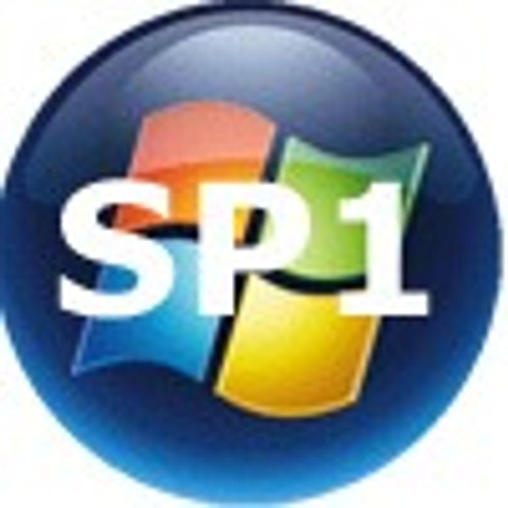 Vista SP1 «release candidate» er klar