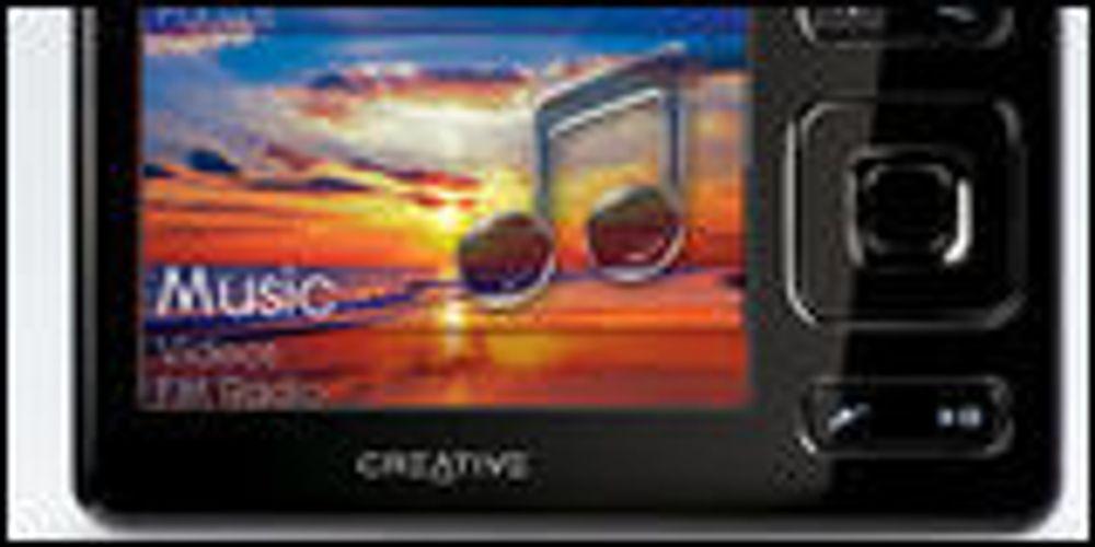 Ny rekord for flashbasert MP3-spiller