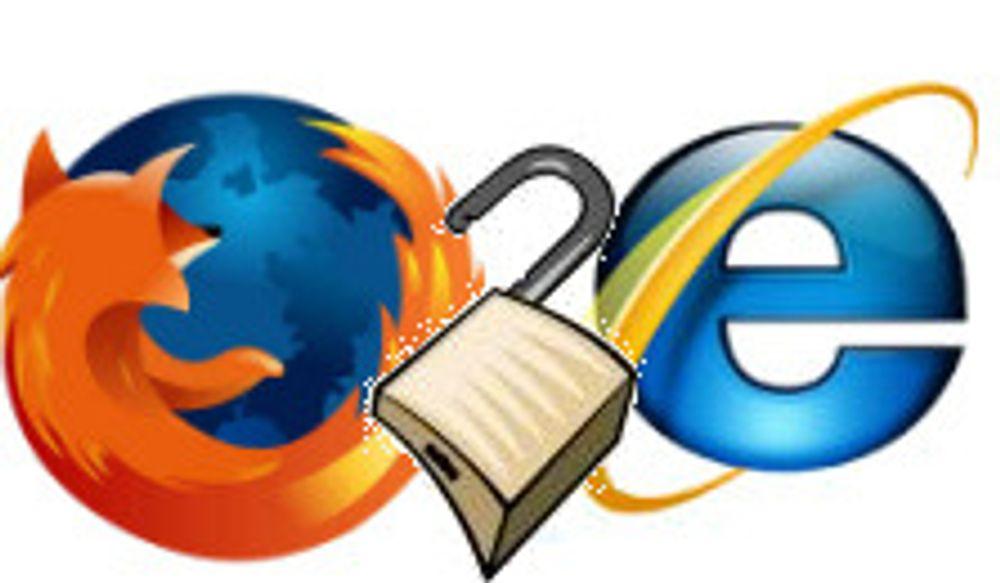 - Flest alvorlige sårbarheter i Firefox