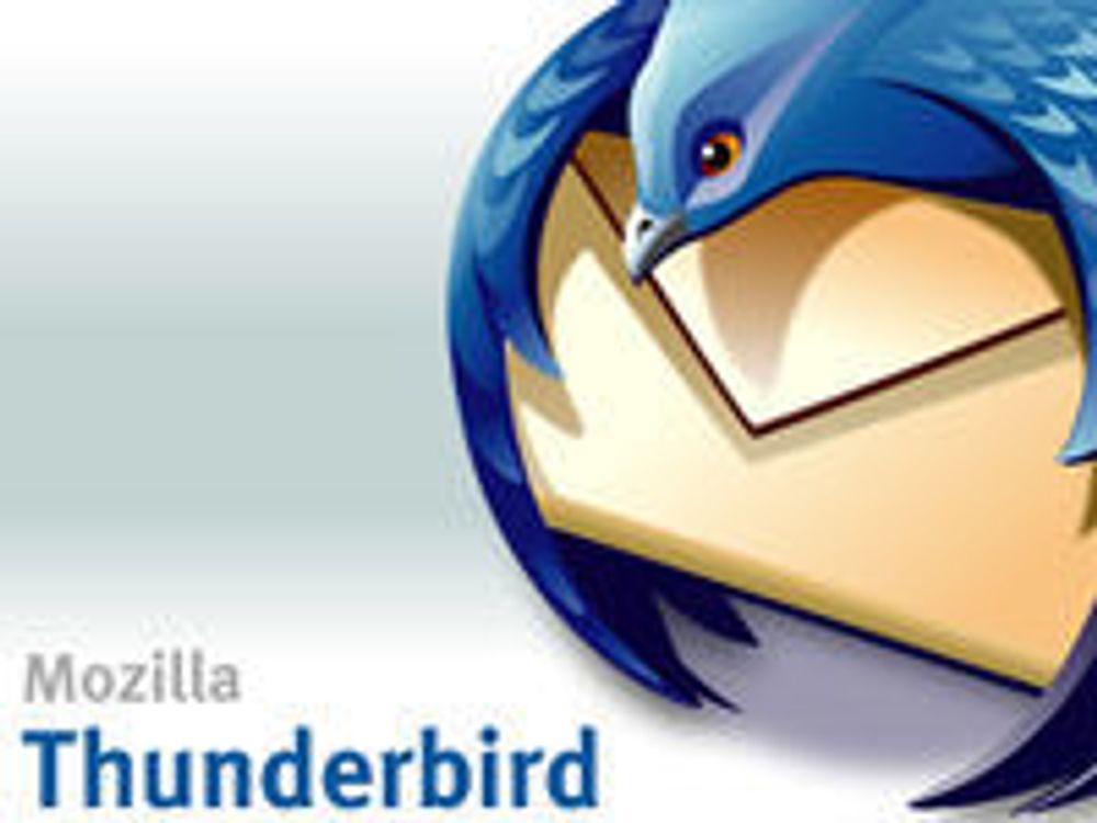 Langt bedre arkivfunksjon i Thunderbird 3