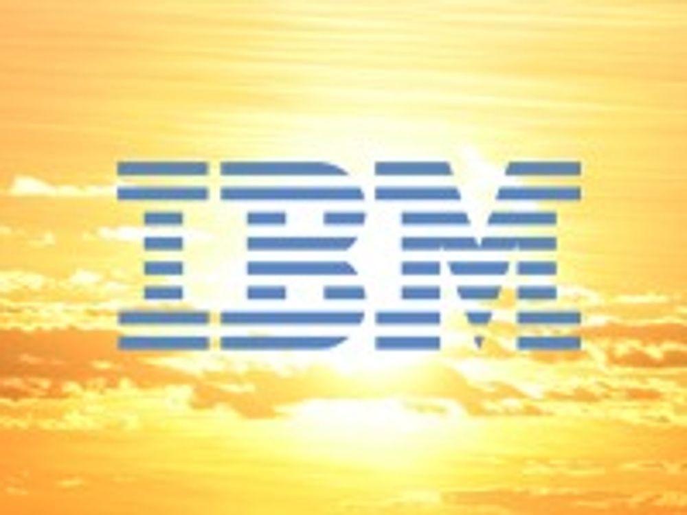 IBM bekrefter lyse utsikter i 2009