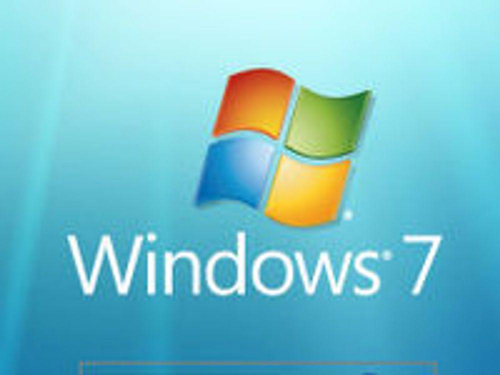 Fjerner 2000 årsaker til krasj i Windows 7