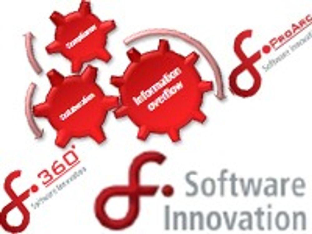 Oppmuntrende tall fra Software Innovation