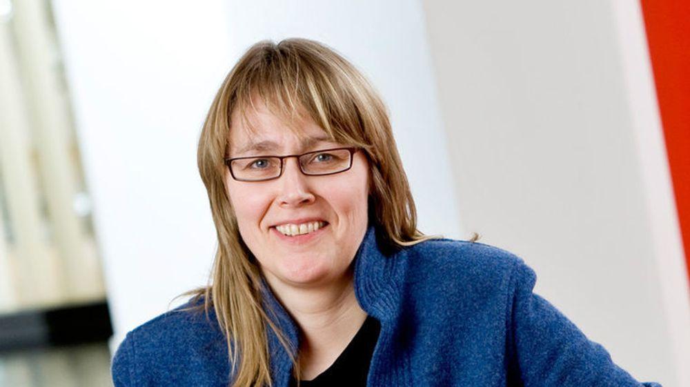 Presset på Nav vil avta dersom flere tar i bruk de nettbaserte tjenestene, sier IKT-direktør Nina Aulie i Nav. (Foto: Thomas Bjørnflaten)