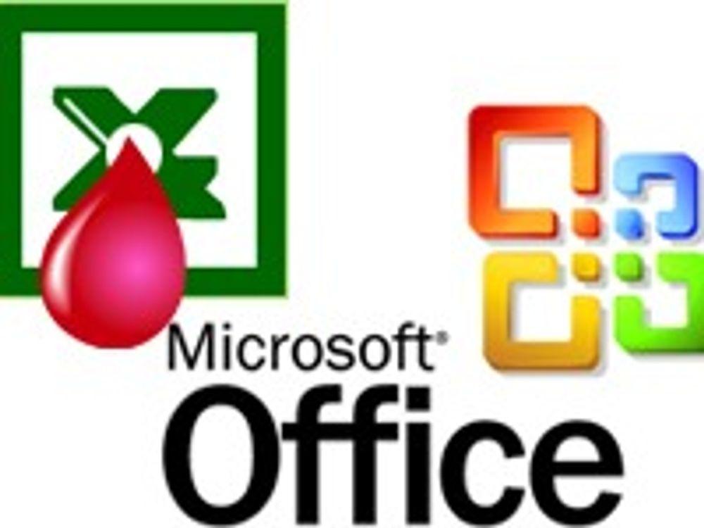 Kriminelle utnytter nyoppdaget hull i Excel
