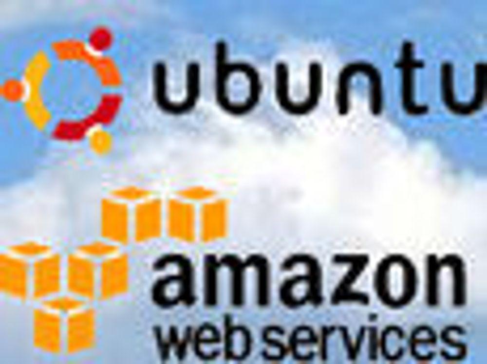 Ubuntu omfavner Amazons nettsky