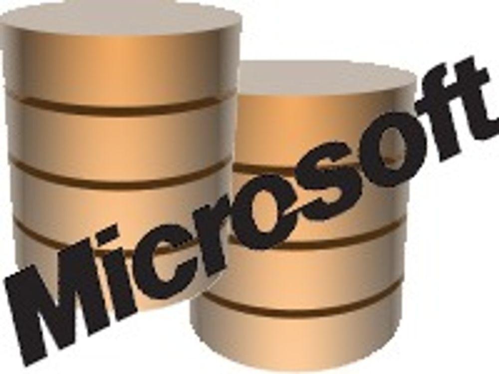 Dedikert datavarehus-maskineri fra Microsoft