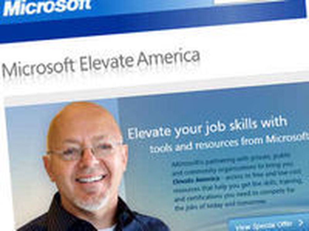Millioner får Microsoft-kurs