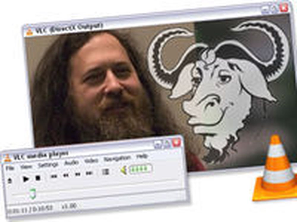 Fri video av Richard Stallman