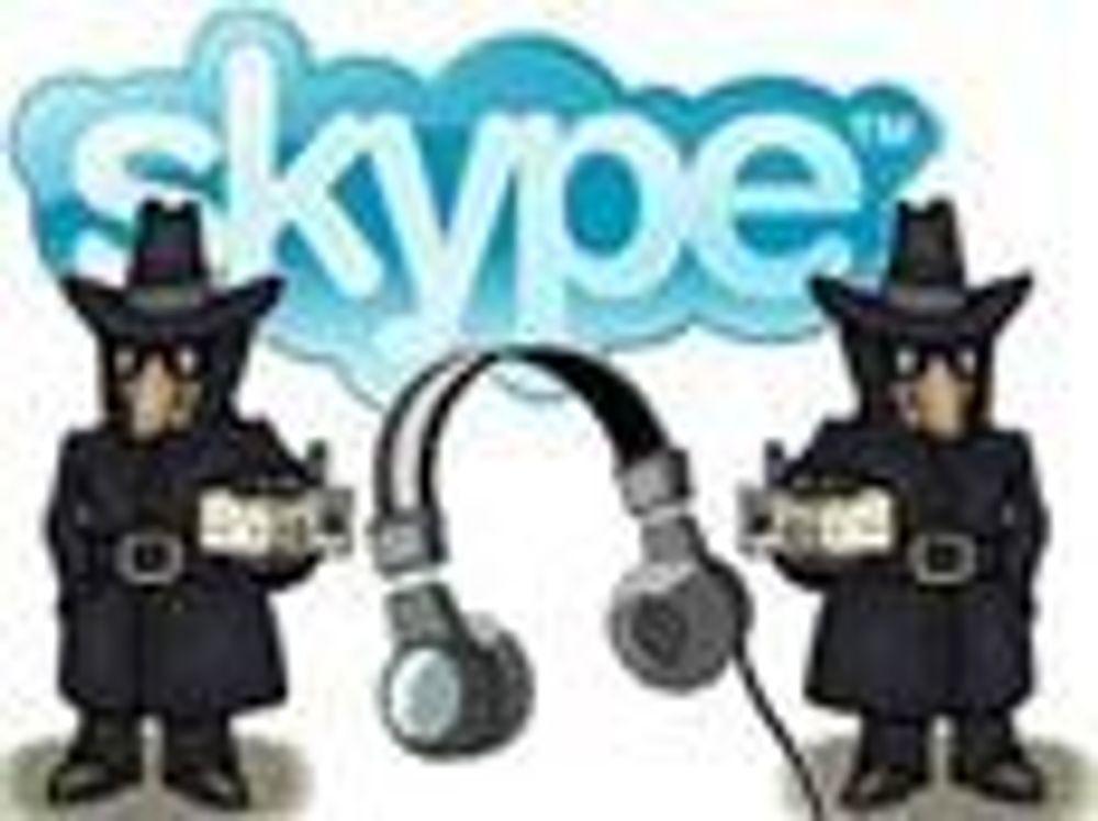 EU vil avlytte Skype-samtaler
