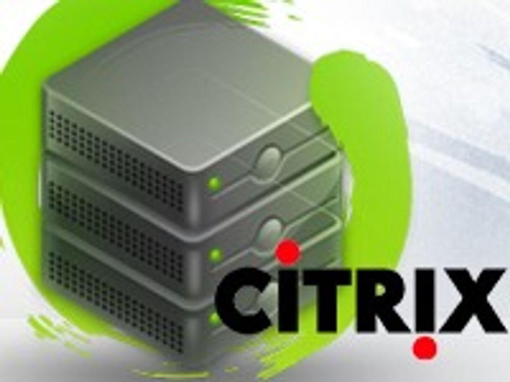 Citrix gir bort Xenserver