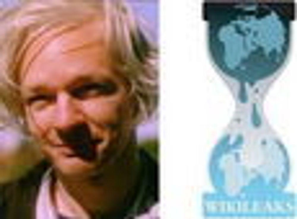 Assange etterlyses internasjonalt