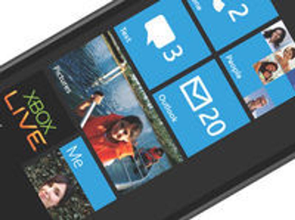 Ikke bytt minnekort i nye Windows-mobiler
