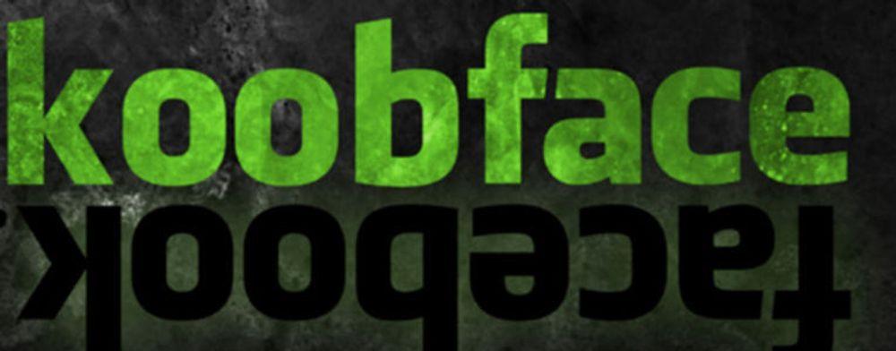 Kriminelle tjener fett på dataormen Koobface, som er et anagram for Facebook - nettverket den opererer på.