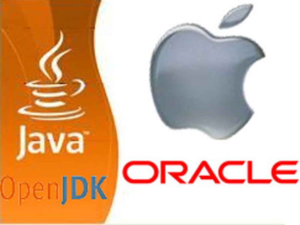 Java-allianse mellom Apple og Oracle