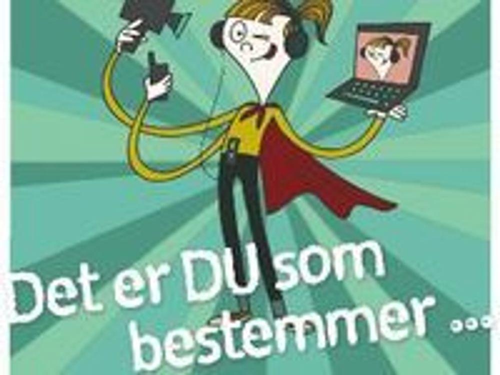 Dubestemmer.no er et felles prosjekt fra Datatilsynet, Teknologirådet og Senter for IKT i utdanning.