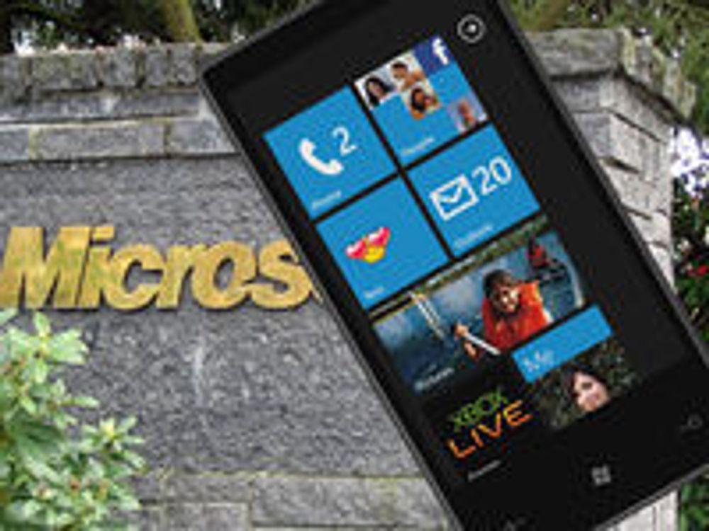 Slik skal Windows Phone 7 oppdateres