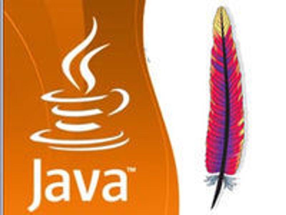 Apache truer med Java-opprør