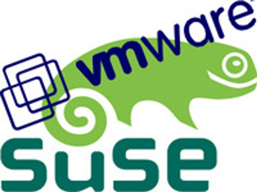 Samarbeid styrker Suse for VMware