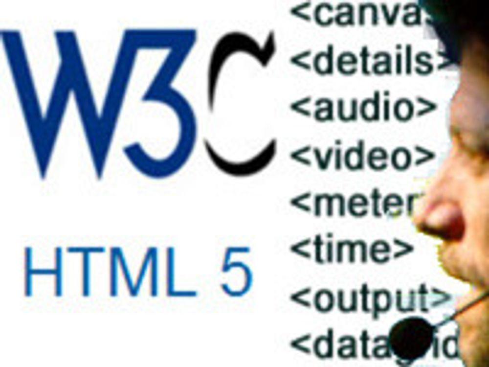 Skal vurdere talestøtte i HTML5