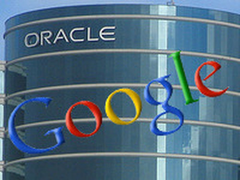 Google dropper Oracles Java-konferanse
