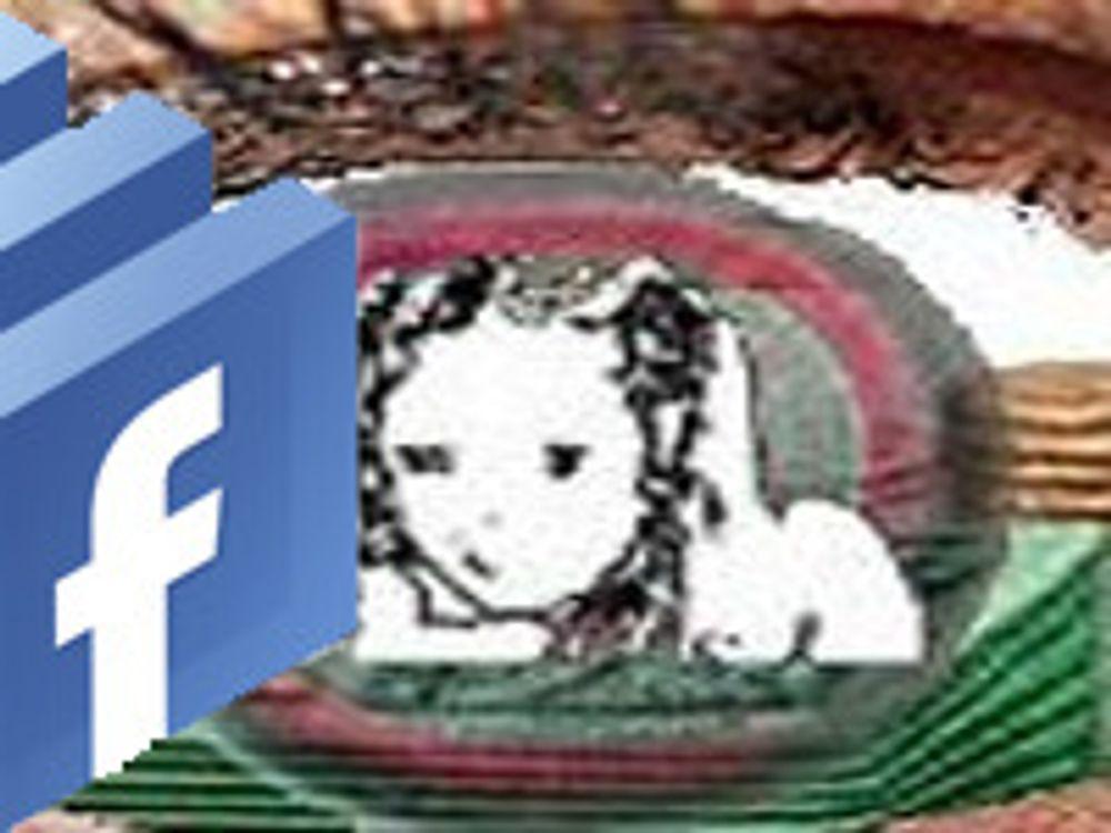 Pedofilt nettverk avslørt på Facebook