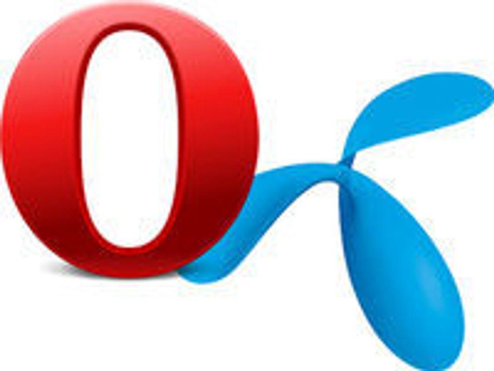 Telenor skal distribuere Opera Mini