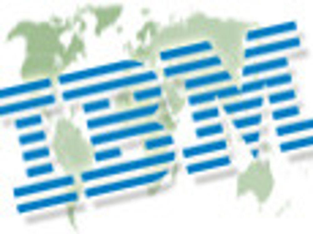 Frivillig arbeid sikrer IBM fremtidig vekst