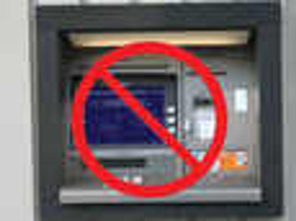 Fiberbrudd stoppet minibanker i utlandet