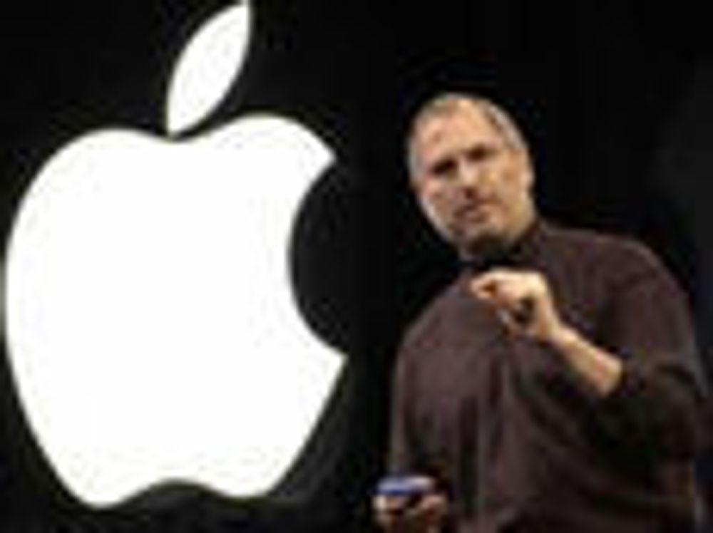 Helt klart at Steve Jobs ikke er dødssyk