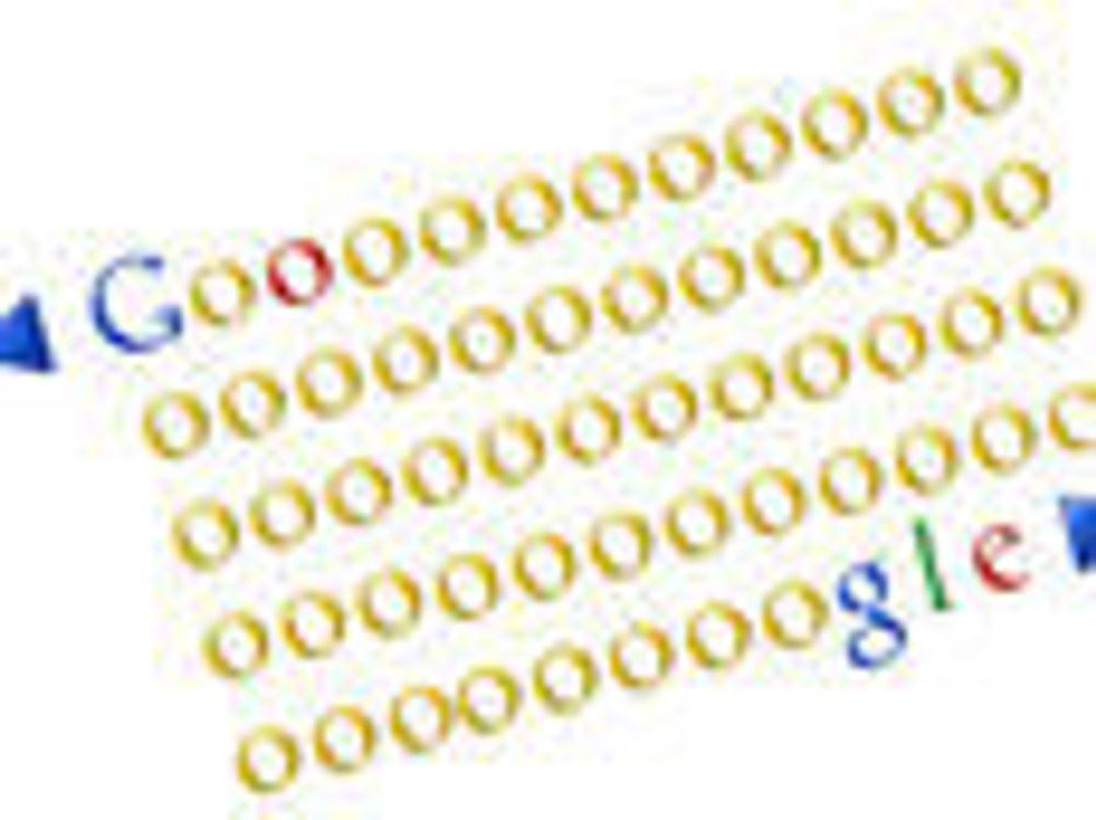 Milliarder nye nettsider hver dag